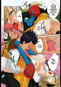 U.R.C MOMOYA SHOW-NEKO Sakura Wars Gravure English Hentai Manga Doujinshi