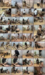 KBMD-04 Footlicking Hell of Humiliation Asian Femdom