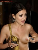 zetsyb3cui2j Lucy Hale Nude Fake and Sexy Picture