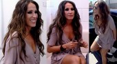 Malú Video Desliz Downblouse En La Voz